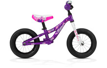 Ghost Powerkiddy 12 Loopfiets Kinderen paars